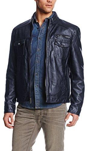 Acheter veste cuir new york