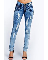 Blue Acid Jeans