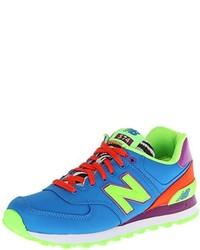 New Balance Wl574 Pop Safari Pack Running Shoe