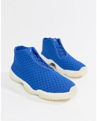 Jordan Nike Future Trainers In Blue 656503 402