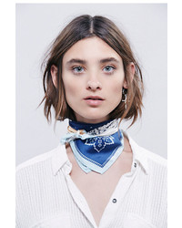 Free People Four Square Bandana