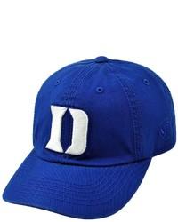 Top of the World Adult Duke Blue Devils Crew Baseball Cap