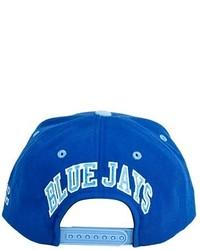 a56a574f09f ... American Needle Toronto Blue Jays Blockhead Snapback Baseball Cap ...