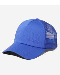 Express Embossed Trucker Hat