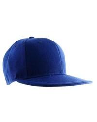H2W Blue Canvas Baseball Cap
