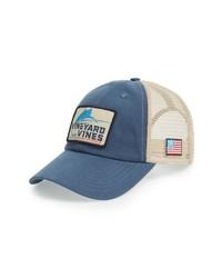 Vineyard Vines Marlin Patch Trucker Cap