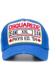 e01c80a18 Men's Blue Baseball Caps by DSQUARED2   Men's Fashion   Lookastic.com