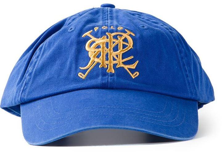 20df635e0e1 ... Polo Ralph Lauren Crest Embroidered Baseball Cap