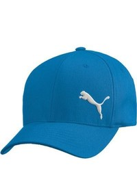 Puma Teamsport Formation Snapback Cap Blue Hats