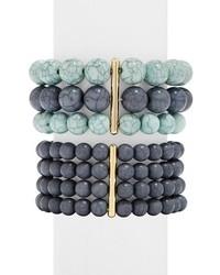 BaubleBar Tierra Beaded Bracelets