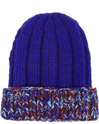 Missoni Chunky Knit Wool Blend Beanie