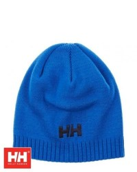 Helly hansen brand beanie racer blue medium 159747