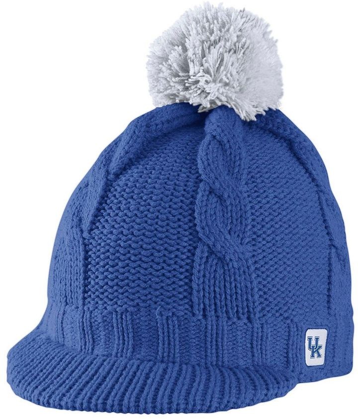 ... Nike Kentucky Wildcats Cable Knit Beanie ... f436a68a2b82