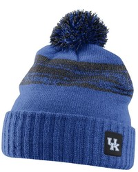 Nike Kentucky Wildcats Striped Knit Beanie Adult