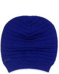 Nobrand Linear Knit Wool Beanie