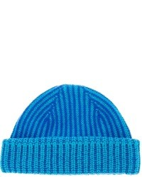 Paul Smith Striped Beanie Hat