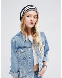 Stripe beret medium 799055