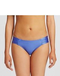 Mossimo Shine Tab Side Hipster Bikini Bottom