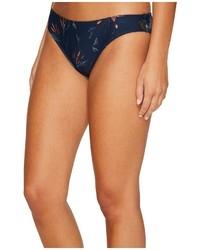 Roxy Surf The Night 70s Bikini Bottom Swimwear