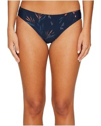Roxy Surf The Night 70s Bikini Bottom Swimwear