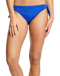 Wallis Cobalt Tie Side Bikini Bottom
