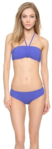 Marc by Marc Jacobs Ava Bandeau Bikini Top