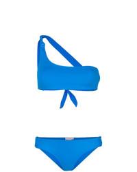 TARA MATTHEWS Calvi One Shoulder Bikini Set