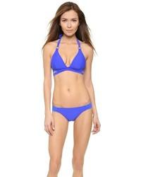Cm cia maritima separates wrap halter bikini top medium 212683