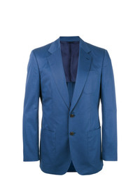 Gieves & Hawkes Casual Blazer Blue