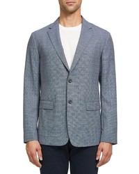 Theory Clinton Margate Textured Sport Coat