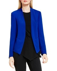 Collarless open front blazer medium 757416