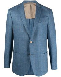 Corneliani Fitted Single Breasted Blazer