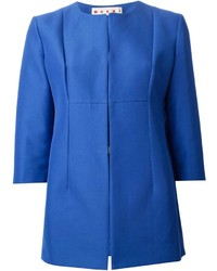 Marni Three Quarter Length Sleeve Blazer