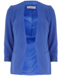 Dorothy Perkins Petite Cobalt Blue Blazer