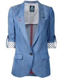 Single breasted blazer medium 3668504