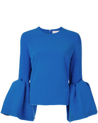 Roksanda Bell Sleeve Top