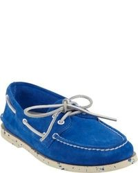 Sperry Authentic Original Boat Shoe Blue