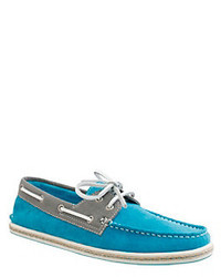 GBX Siesta Two Tone Boat Shoe