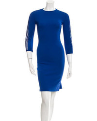 Stella McCartney Open Knit Bodycon Dress W Tags