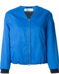 Golden Goose Deluxe Brand Zipped Bomber Jacket