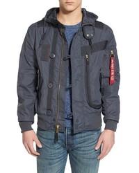 Helo water resistant bomber jacket medium 578278