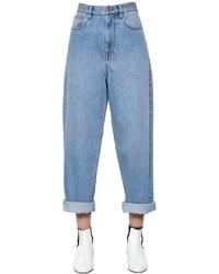Etoile Isabel Marant 22cm Boyfriend Oversized Denim Jeans