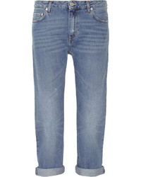 Acne Studios Pop Light Vintage Boyfriend Jeans