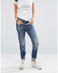 G Star Arc 3d Low Rise Boyfriend Jeans