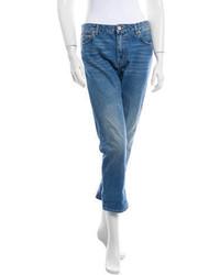 Acne Crop Boyfriend Jeans
