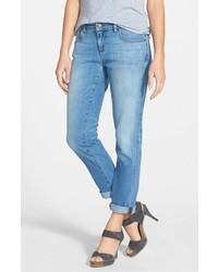 Eileen Fisher Organic Cotton Boyfriend Jeans