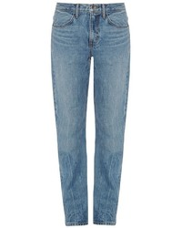 Helmut Lang Low Slung Boyfriend Jeans