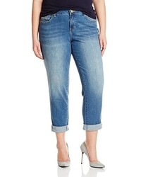 Jag Jeans Plus Size Wm Alex Boyfriend Jean