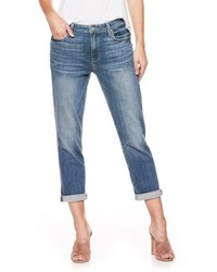 Jimmy jimmy high waist crop boyfriend jeans medium 5361173