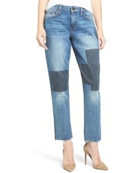 Joe's Jeans Joes Collectors Ex Lover Crop Straight Leg Boyfriend Jeans